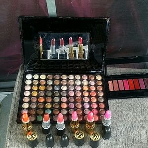 Mac and channel makeup